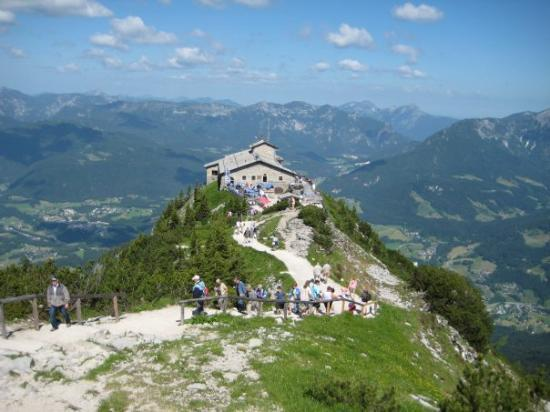 Bergrestaurant Kehlsteinhaus Aufnahme