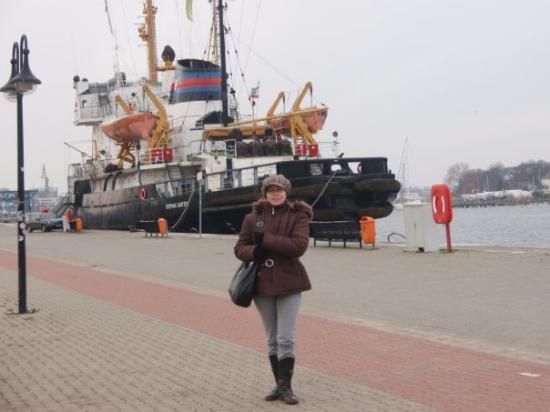 Rostock port icebreaker Stephan Jantzen Picture of Rostock
