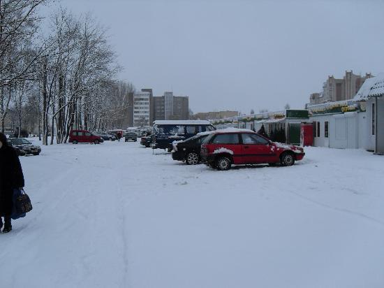 Belarus: Baranovichy, Brest Region