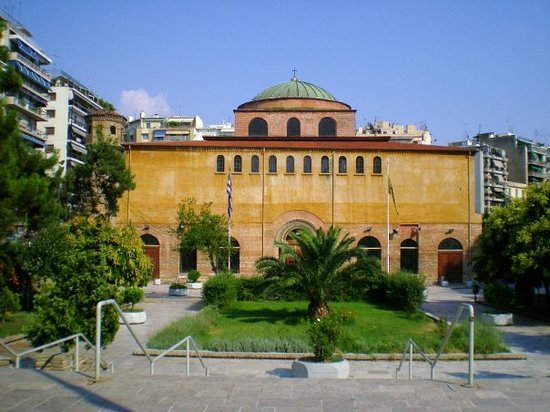 ‪Church of Agia Sofia‬