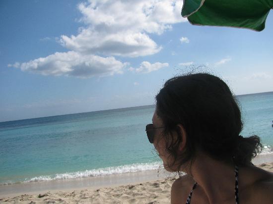 Fior di Loto Hotel: the beach a short walk away...
