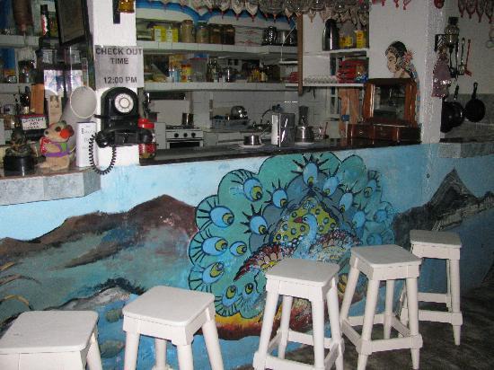 Fior di Loto Hotel: breakfast bar