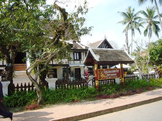 Ramayana Boutique Hotel: 自然に囲まれた綺麗なホテル