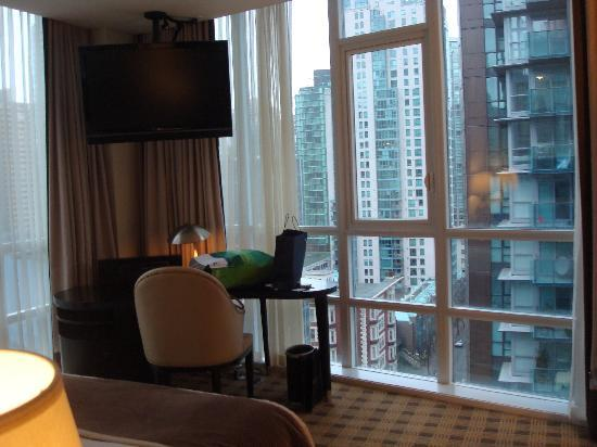 Loden Hotel: View