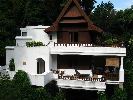 Pangkor Laut Resort : Hill villas