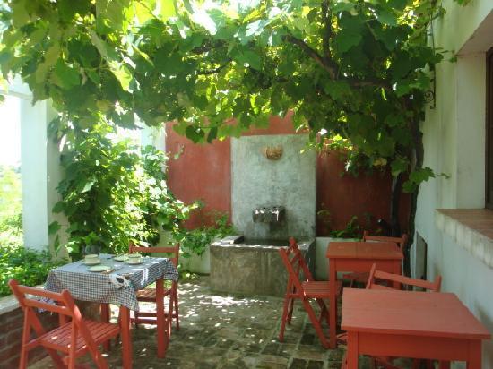 Colonia Valdense, อุรุกวัย: terrasse