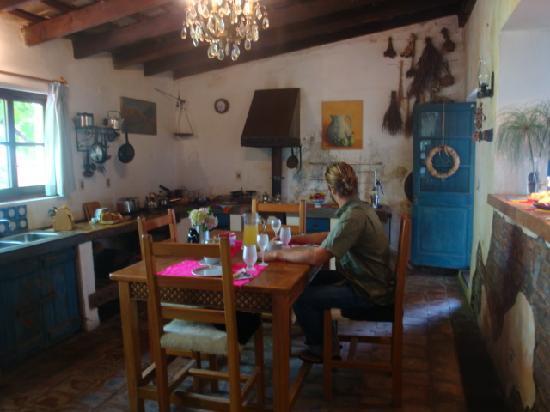 La Vigna: Cuisine-Petit déjeuner