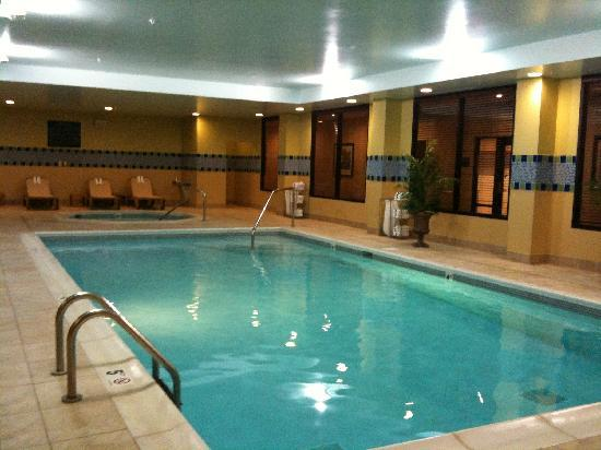 Pool and hot tub picture of hampton inn suites indianapolis airport indianapolis tripadvisor Hatfield swimming pool prices