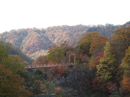 Yubari, Japan: 橋