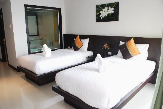APK Resort: Superior room