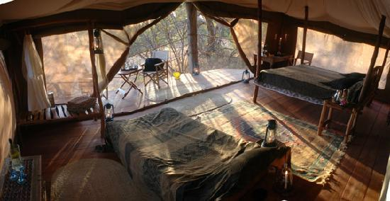 Ndarakwai Ranch C& Large comfortable tents : most comfortable tents - memphite.com