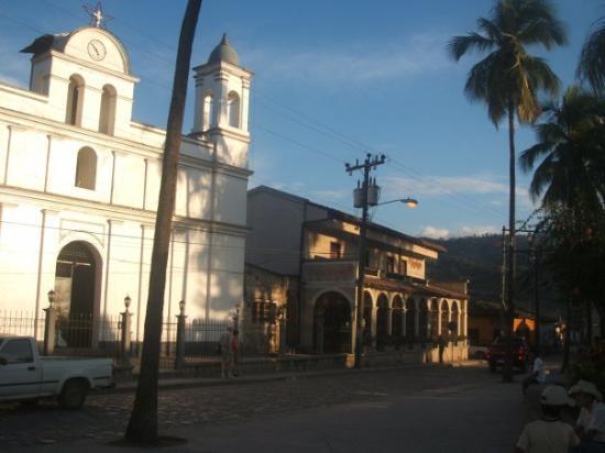 Copan, Honduras: Copán Ruinas (town)