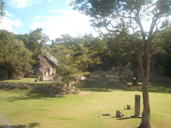 Copan, Honduras : Copán Ruinas