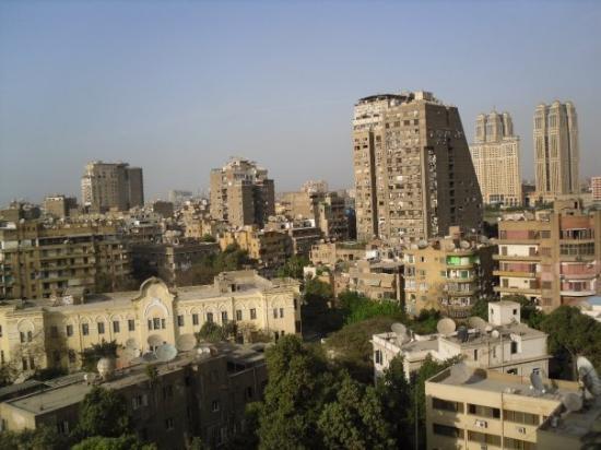 President Hotel: Cairo... ZAMALEK