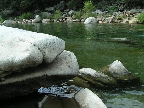 Yuba River: Just let go and let Yuba:)