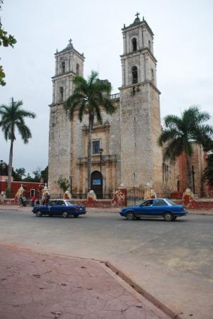 Churches in Valladolid.
