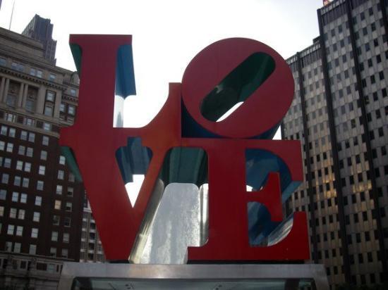 Philadelphia, Pensilvanya: Love Park