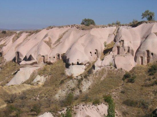 Konya, Turkiet: Kapadokia