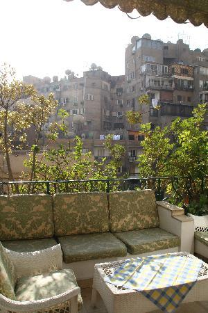‪فندق حورس هاوس: Lounge Balcony‬