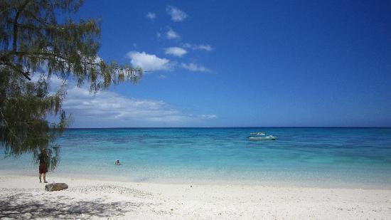 The Havannah, Vanuatu: One of the snorkelling locations near the resort