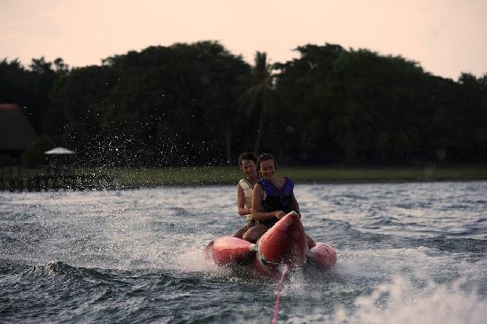 Rusinga Island Lodge: Family fun!