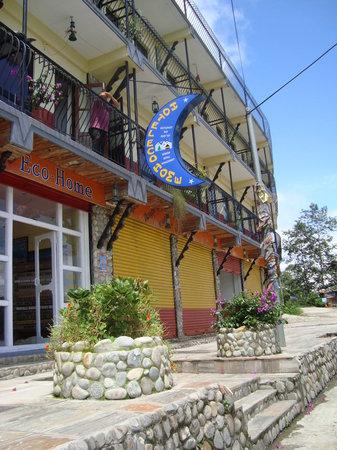 إكو هوم: Resort Eco-Home