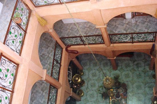 Riad Rahba Marrakech: Riad Rahba inside