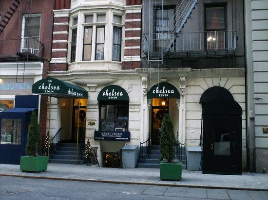 Chelsea Inn - 17th Street: Esterno