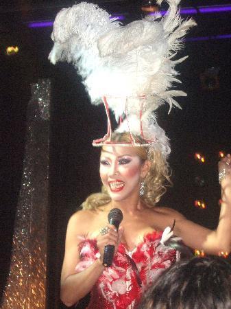 Starz Cabaret: Kylie Minogue