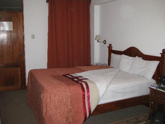 Amerinka Boutique Hotel: Room