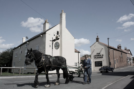 Crown & Plough: The Crown and Plough Front