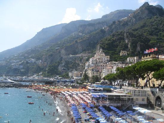 Lidomare Hotel: Amalfi