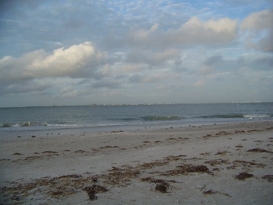 Pulau Sanibel, FL: beach