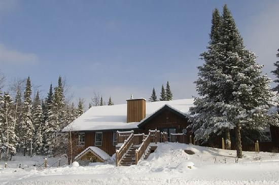 Cable Nature Lodge: Wonderful in winter