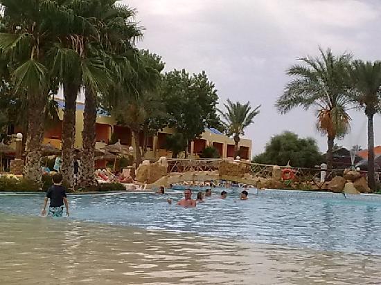 Borj Cedria, Tunezja: piscina