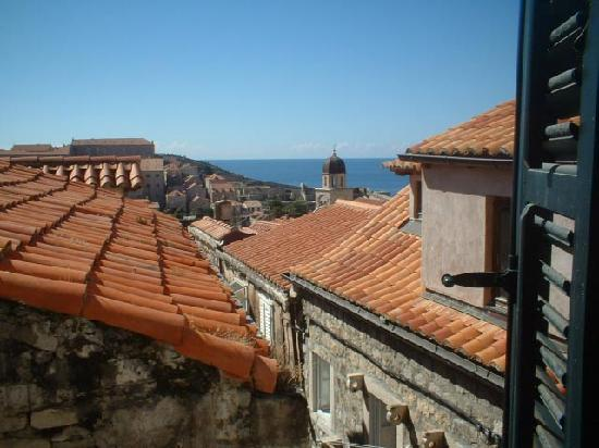 Apartment Peline Dubrovnik: Quiet location with views