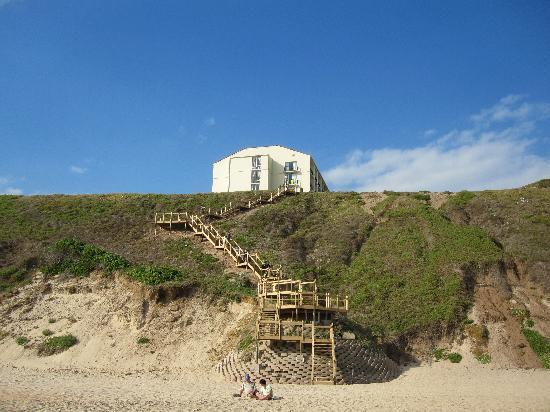 Wilderness Beach Hotel: Staircase to beach