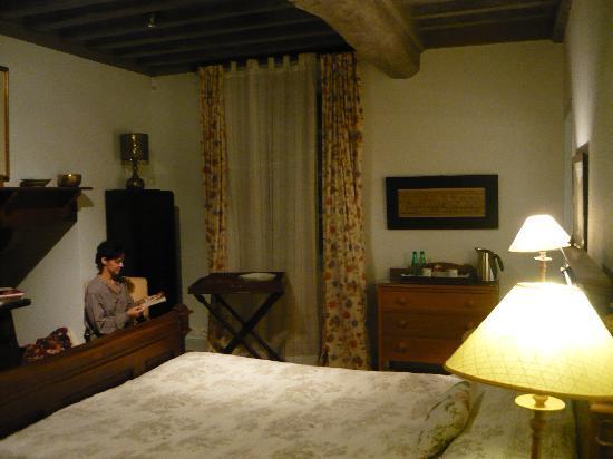 Maison de la Fontaine : our room