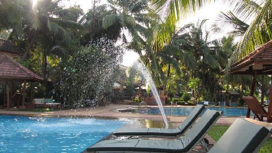Prakruti Resort Pool Kashid Beach