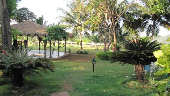 Resort Garden Picture Of Prakruti Resort Kashid
