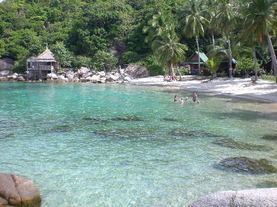 Charm Churee Villa: 2eme plage à 800m