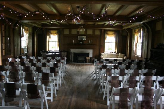 Stevenson Farms B&B: Banquet Room