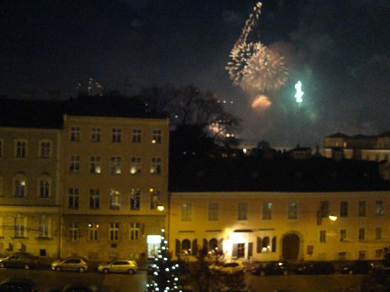 Bristol Hotel Salzburg : new years eve