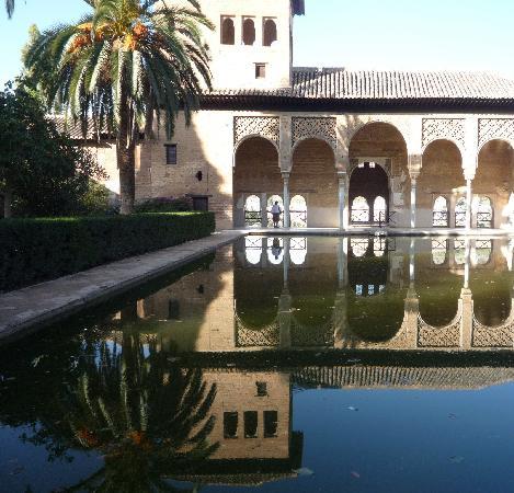 Hiszpania: alhambra