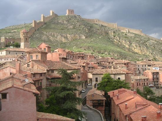 Spain: albarracin