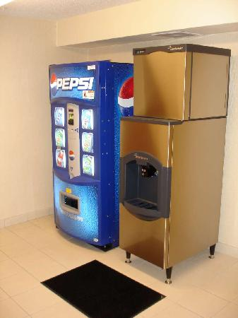 Fairfield Inn & Suites Birmingham Bessemer: Vending/Ice