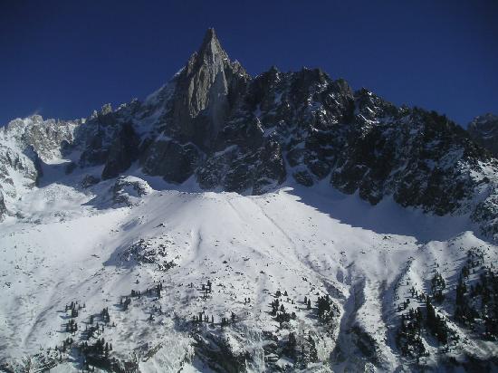 Francia: mont-blanc