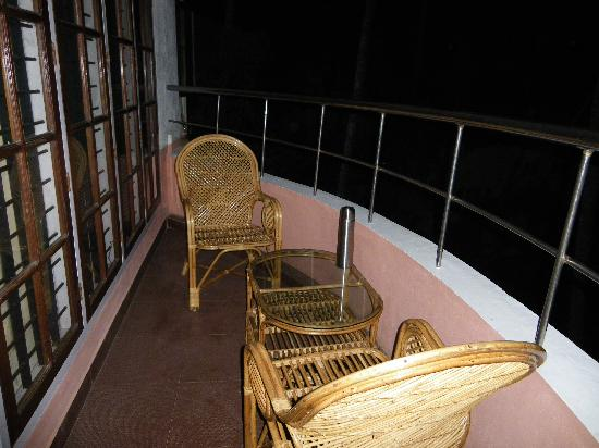 Hotel Grandsea: Balcony