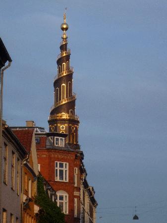 København, Danmark: torre