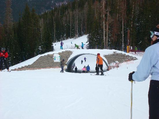 Americas Best Value Sundowner Motel: On the Village Way trail skiing Winter Park
